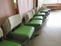 多目的室の椅子