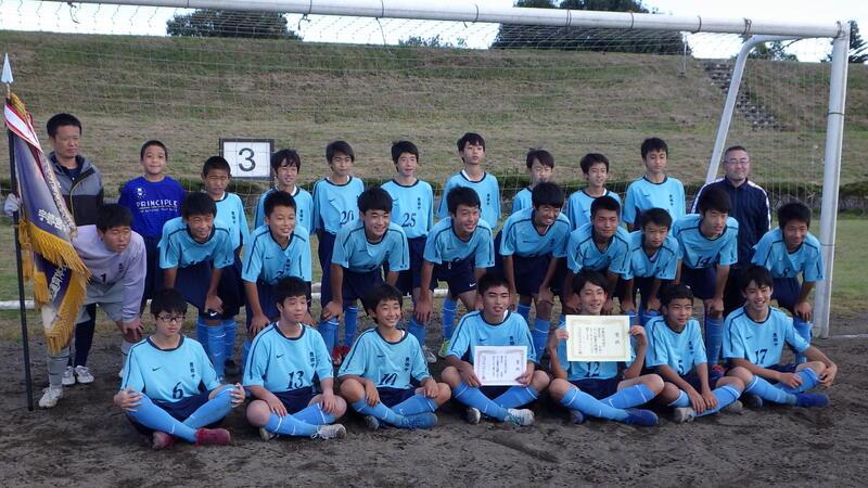 豊郷中サッカー部